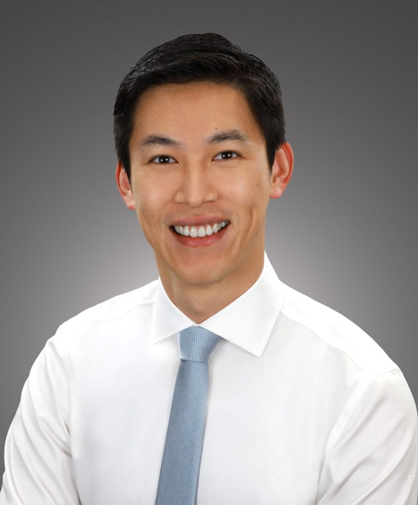 Doctor Jin Lin, Board Certified Pediatric Dentist