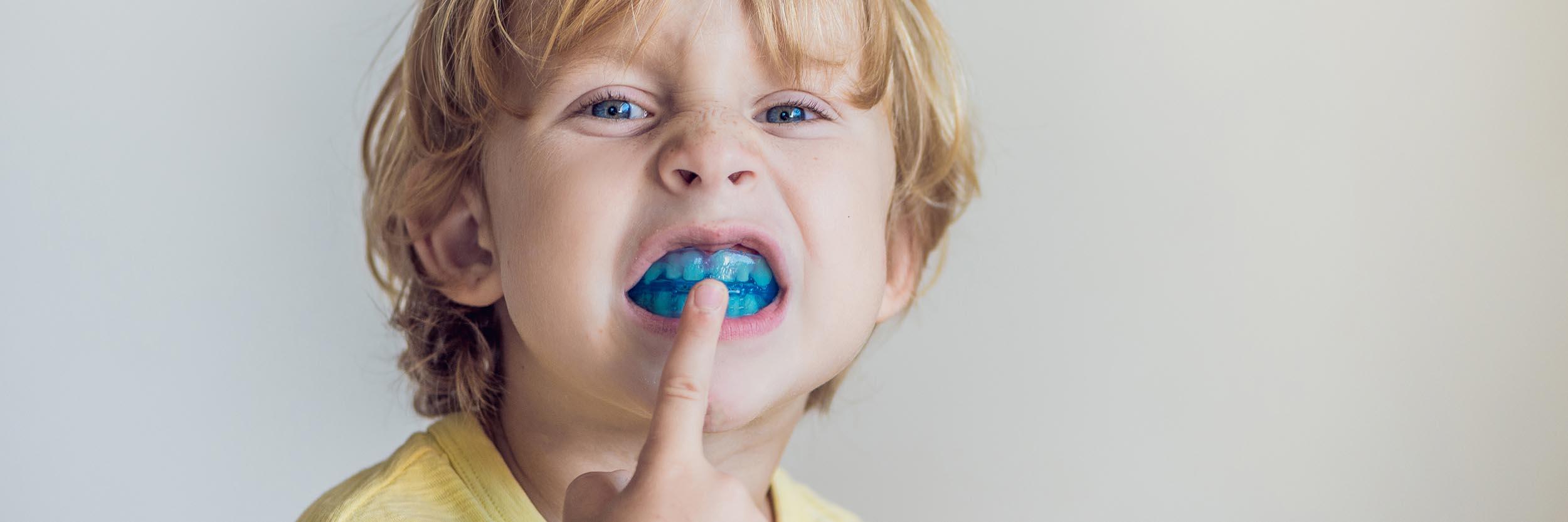 child mouthguard
