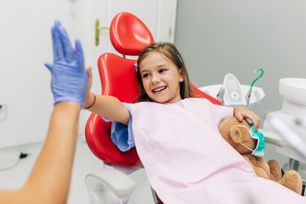What is the difference between a board-certified pediatric dentist and a family dentist?