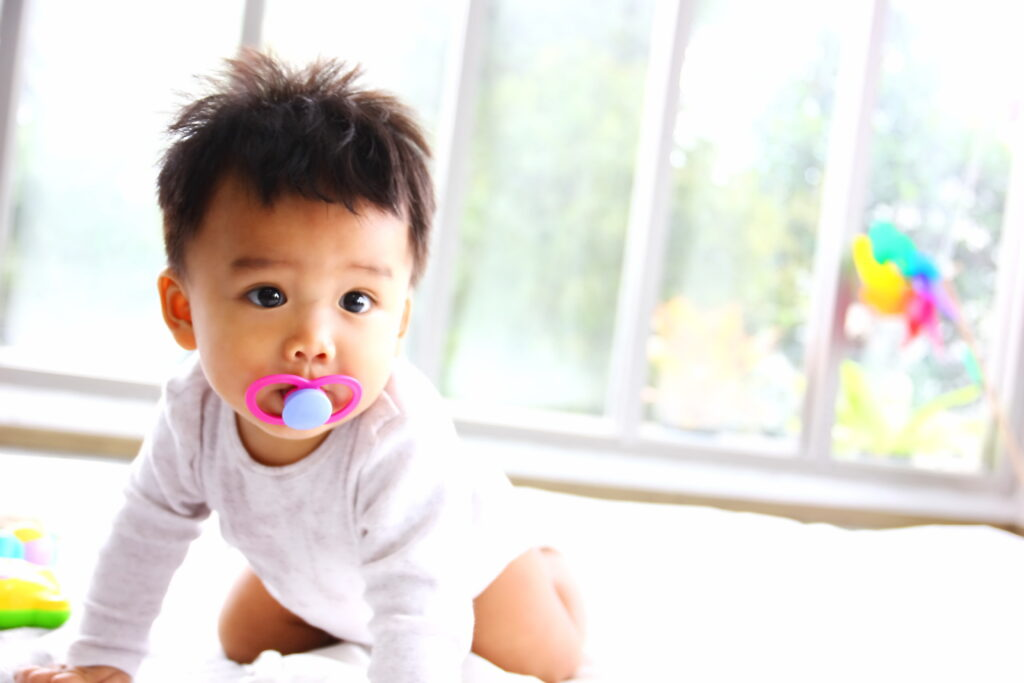Will Pacifiers Affect My Baby's Teeth?