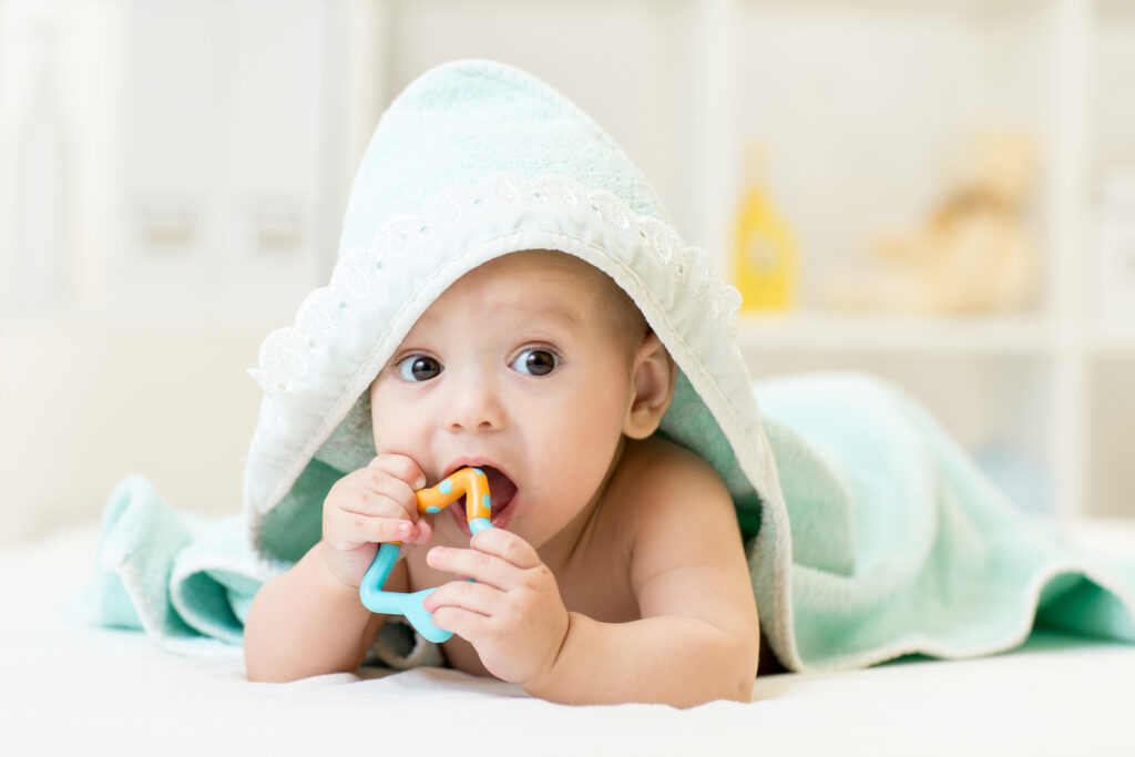 When Do Babies Start Teething