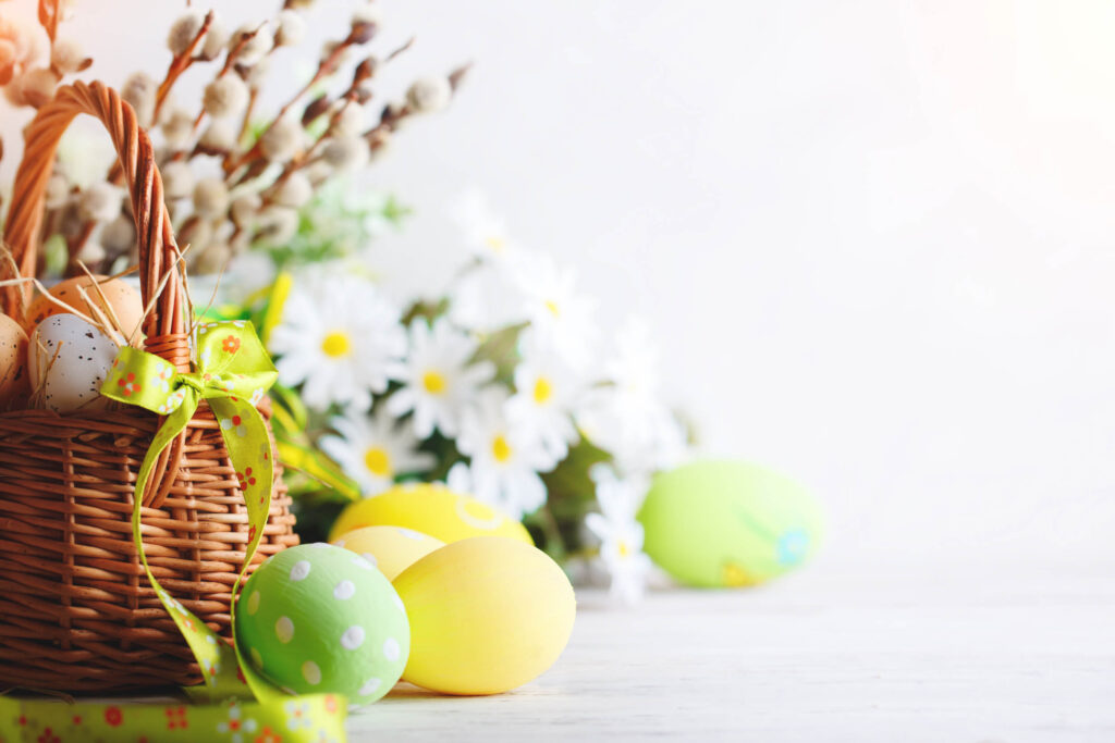 tips for a tooth-friendly easter basket